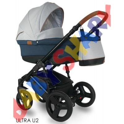 Универсальная коляска 2в1 Bexa Ultra U2