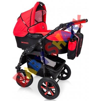 Универсальная коляска 3в1 Verdi Sonic 01
