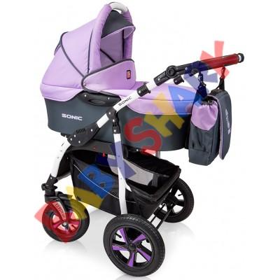 Универсальная коляска 3в1 Verdi Sonic 06