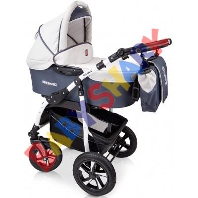 Универсальная коляска 3в1 Verdi Sonic 07