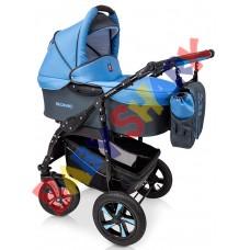 Универсальная коляска 3в1 Verdi Sonic 08