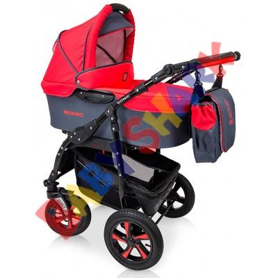 Универсальная коляска 3в1 Verdi Sonic 09
