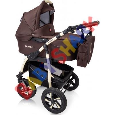 Универсальная коляска 3в1 Verdi Sonic 12