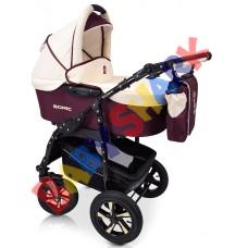 Универсальная коляска 3в1 Verdi Sonic 19