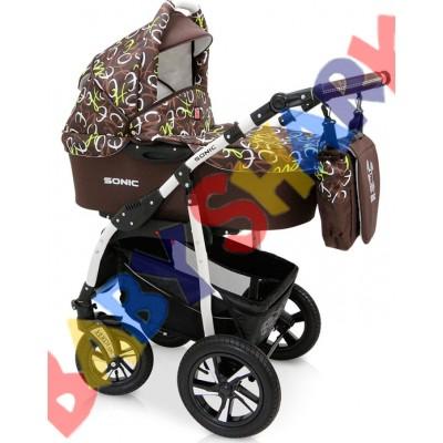 Универсальная коляска 3в1 Verdi Sonic 33