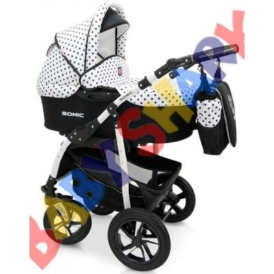 Универсальная коляска 3в1 Verdi Sonic 39