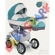 Универсальная коляска 2в1 Camarelo Vision XVI-3