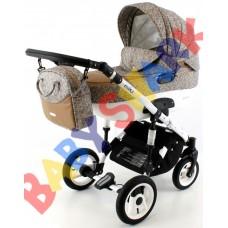 Универсальная коляска 2в1 Adbor Ottis 23