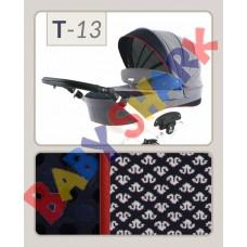 Универсальная коляска 3в1 Adbor Tori Sport T-13