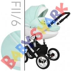 Коляска 2в1 Baby Merc Faster Style 2 FII/6