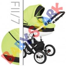 Коляска 2в1 Baby Merc Faster Style 2 FII/7