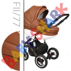 Коляска 2в1 Baby Merc Faster Style 2 FII/77