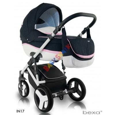 Универсальная коляска 2в1 Bexa Ideal New IN-17