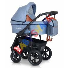 Универсальная коляска 3в1 Verdi Sonic Plus  11 blue