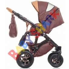 Универсальная коляска 2в1 Broco Eco 02