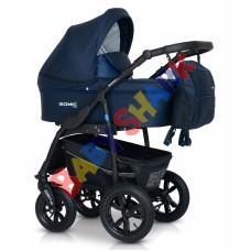 Универсальная коляска 3в1 Verdi Sonic Plus  10 dark blue