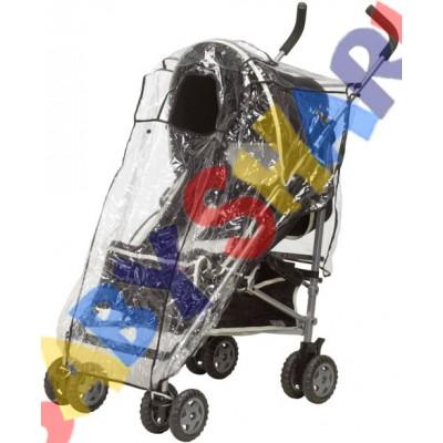 Дождевик универсальный  на прогулочные коляски