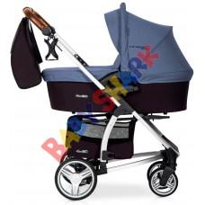Универсальная коляска 2в1 EasyGo Virage Ecco Denim