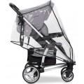 Универсальная коляска 2в1 EasyGo Virage Ecco 32019 Grey Fox