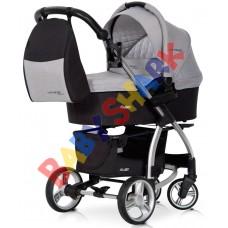 Универсальная коляска 2в1 EasyGo Virage Ecco  Grey Fox
