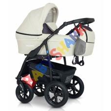 Универсальная коляска 3в1 Verdi Sonic Plus  12 ecru