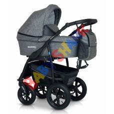 Универсальная коляска 3в1 Verdi Sonic Plus  13 grey