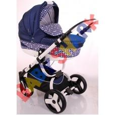 Универсальная коляска 2в1 Lonex Sanremo 04