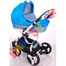 Универсальная коляска 2в1 Lonex Sanremo 11