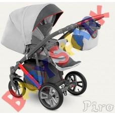 Универсальная коляска 2в1 Camarelo Piro PR-5