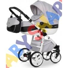 Универсальная коляска 2в1 Riko Nano Ecco 02 Carbon