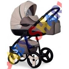 Универсальная коляска 2в1 Riko Niki 09 Latte