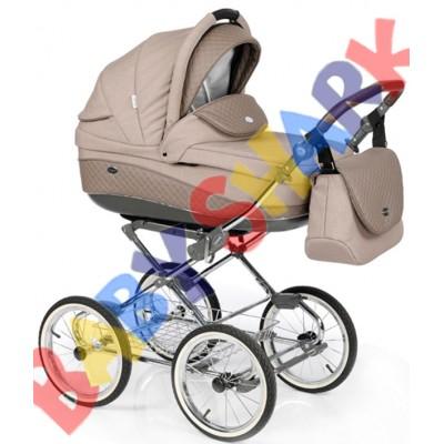 Универсальная коляска 2в1 Roan Emma Chrom E-73