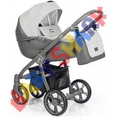 Универсальная коляска 2в1 Roan Esso Neutral Graphite
