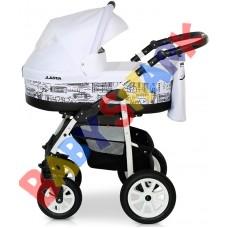 Универсальная коляска 2в1 Verdi Laser 03