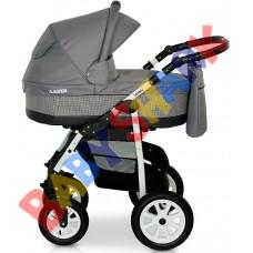 Универсальная коляска 2в1 Verdi Laser 14