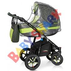 Универсальная коляска 3в1 Verdi Pepe Eco Plus 10