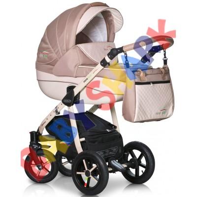 Универсальная коляска 3в1 Verdi Pepe Eco Plus 16