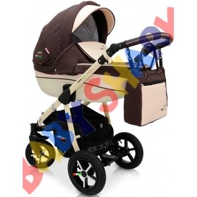 Универсальная коляска 3в1 Verdi Pepe Eco Plus 36
