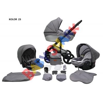 Универсальная коляска 2в1 Mikrus Comodo COM 23