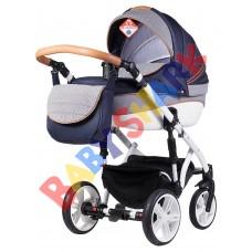 Универсальная коляска 2в1 Adamex Prince X-9