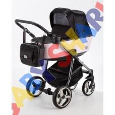 Коляска 2в1 Adamex Reggio Limited Chrom Y839