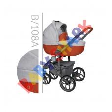 Универсальная коляска 2в1 Baby Merk Bebelo B108A