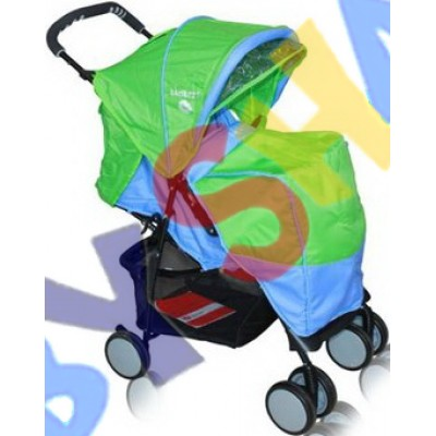 Прогулочная коляска Baciuzzi B11 green