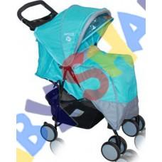 Прогулочная коляска Baciuzzi B11 turquoise