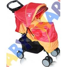 Прогулочная коляска Baciuzzi B11 red