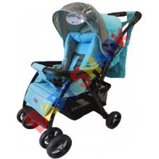 Прогулочная коляска Baciuzzi B 14 blue