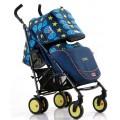 Прогулочная коляска Baciuzzi B 7 Jeans Blue