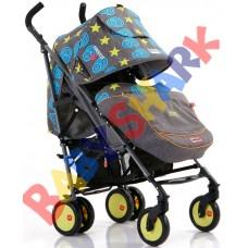 Прогулочная коляска Baciuzzi B7 jeens grey