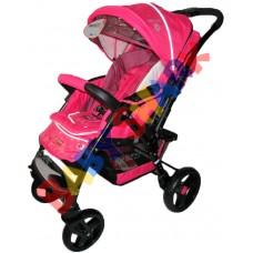 Прогулочная коляска Baciuzzi B 8.4 Pink