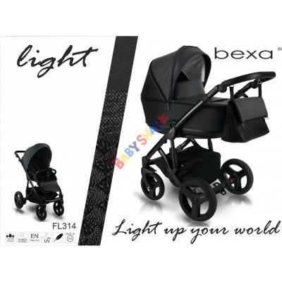 Коляска 2в1 Bexa Fresh Light FL314